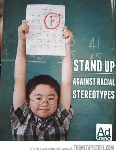 racial stereotypes