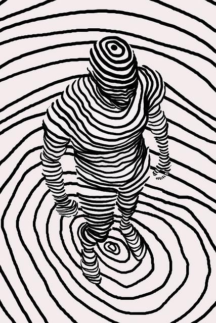 lines guy