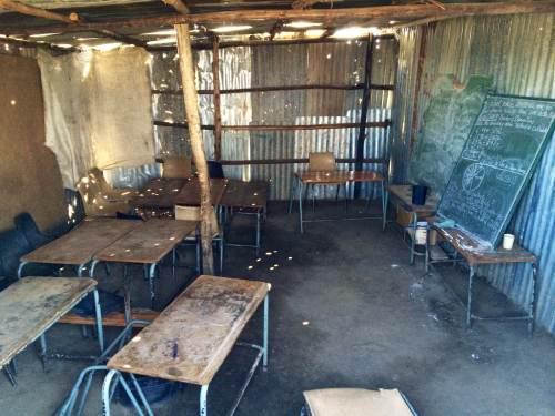 tin classroom