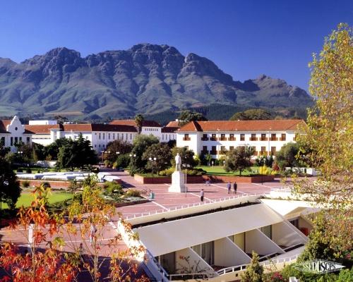 SU campus