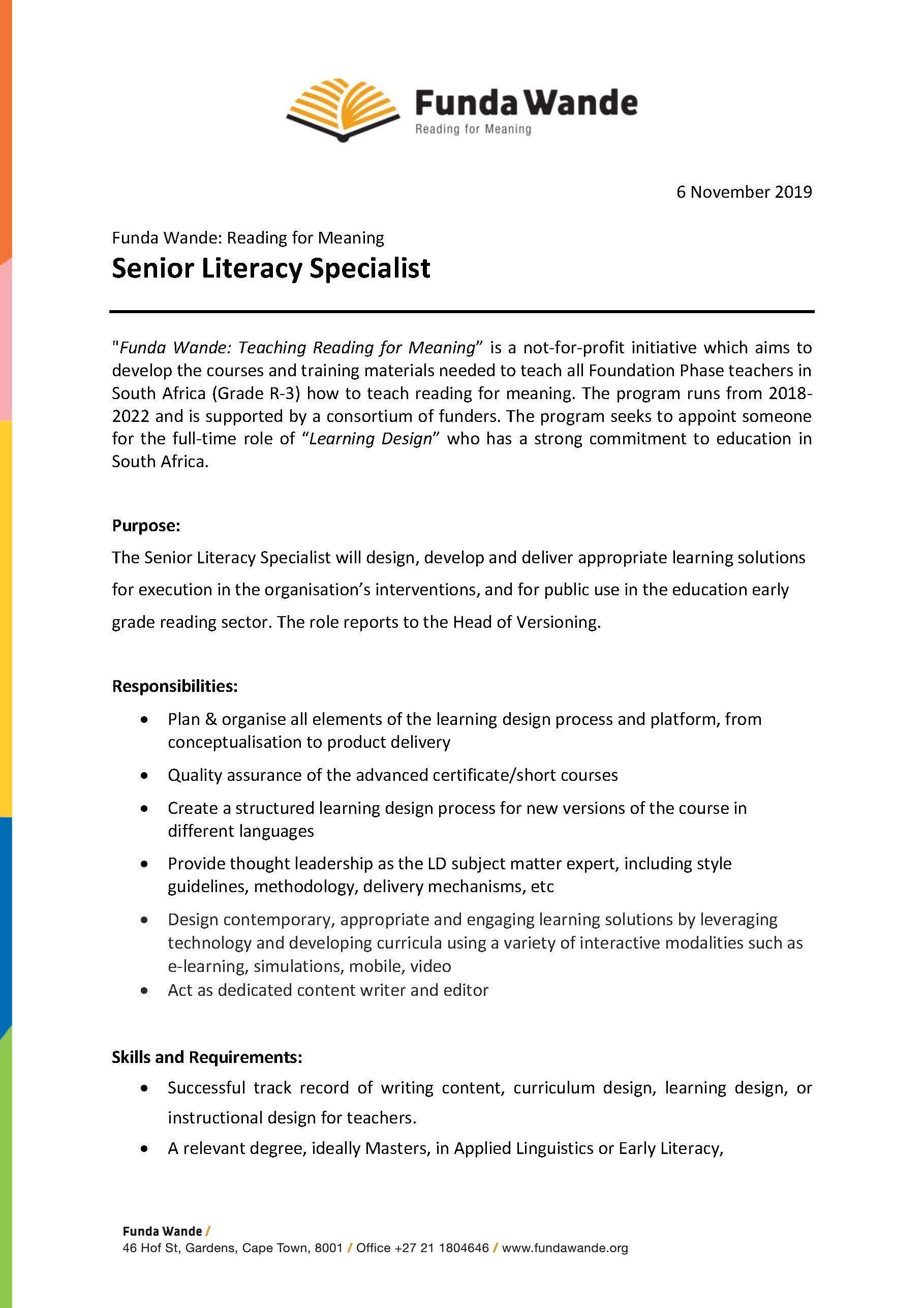 Pages from FW_Senior Literacy Specialist_Advert_061119